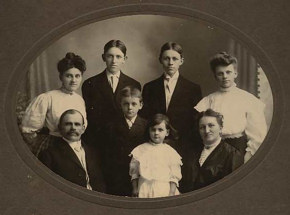 Anderson Family 1908